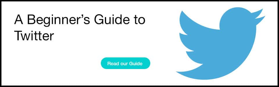 Read our blog for Twitter beginners