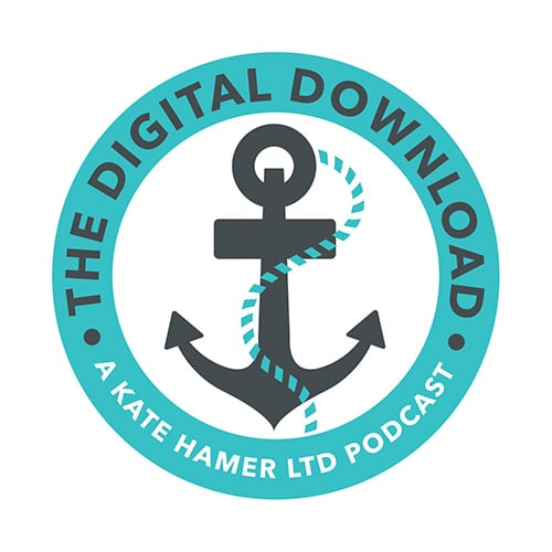 The Digital Download Logo