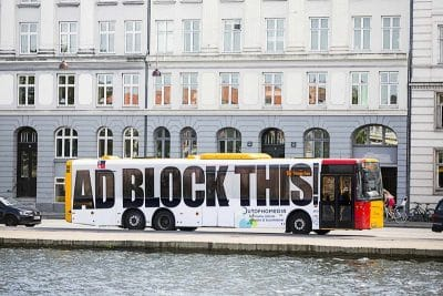 Ad block this bus advert